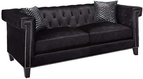 Coaster Sofa Black product image