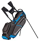 TaylorMade Golf Flextech Crossover Stand Bag Gray/Blue...