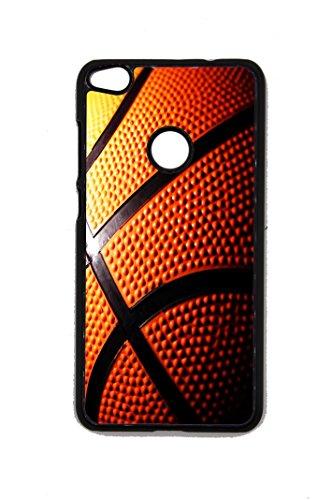 Funda protectora para Huawei P8 P9 Lite Baloncesto Ball (Huawei P8 Lite 2017)