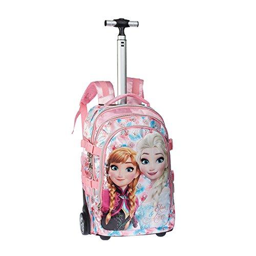 Disney Frozen 53962 - Zaino Trolley Scuola