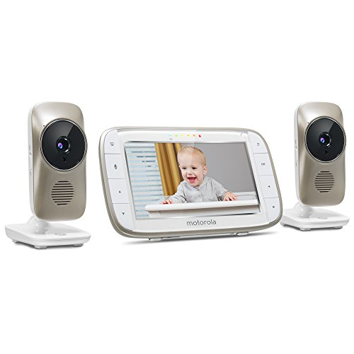 41Fy4b2VpML 12 Best Baby Monitors Under $150–$200 Review [Updated 2021]
