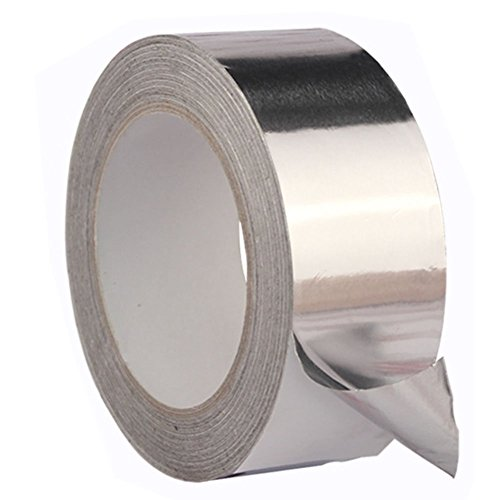 10cm x 10m Foil Adhesive Tape//Repair Tape UV-Stabilised for Greenhouse and Garden Insulation Film 10 cm x 10 m