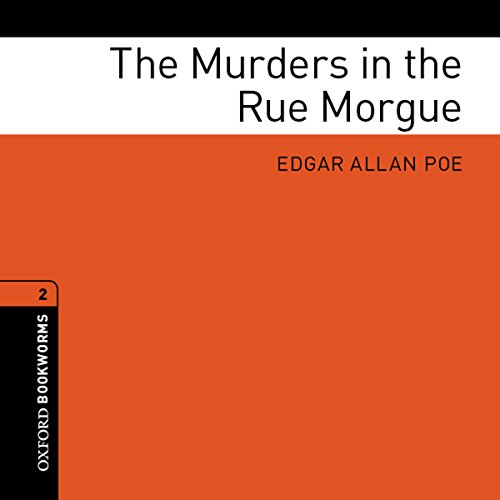 The Murders in Rue Morgue (Adaptation) audiobook cover art