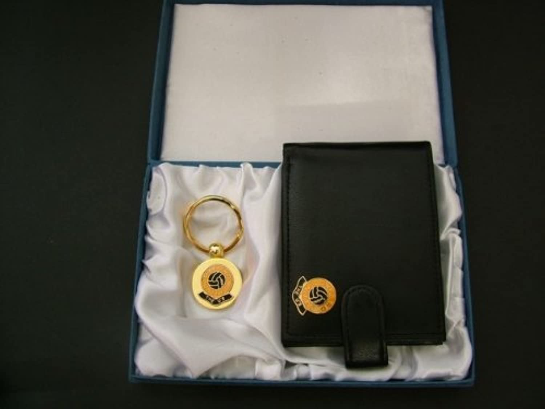 Football Club WalletsOxford United Football Club Leather Wallet & Keyring