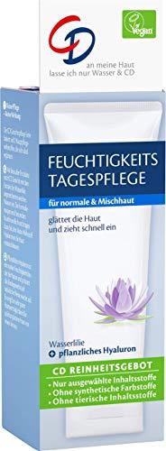 Cd Feuchtigkeits Tagespflege Für Normale Und Mischhaut (1 x 50 ml)