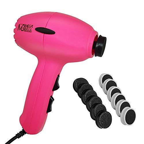 Mega Bell Pedicuro Compact Pink 110V
