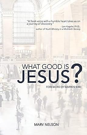 What Good Is Jesus?