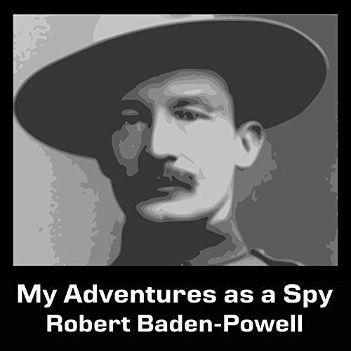 My Adventures as a Spy audiobook cover art