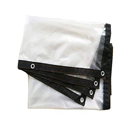 Planewasserdichte Plane Folie klare Plane wasserdicht schwere, Größe: 1 × 1,2 * 2m