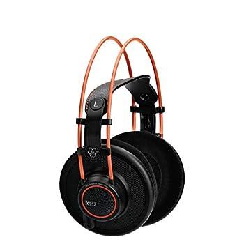 AKG Pro Audio K712 PRO Over-Ear Open-Back Flat-Wire Reference Studio Headphones