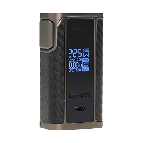 iJoy Captain PD1865 Box MOD 225 Watt, Riccardo e-Zigarette -...