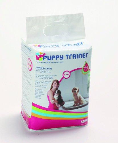 Savic - Almohadillas de Entrenamiento para Cachorros (15 Unidades)