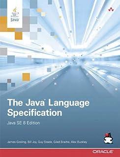 Java Language Specification, Java SE 8 Edition, The