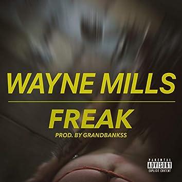 Freak (feat. Grandbankss)
