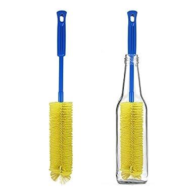 Long Bottle Brush Cleaner, Flexible Bottle Scourer