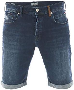 Pantalones cortos para hombre LTB Corvin color azul oscuro y negro algod/ón, cortos, tallas S, M, L, XL, XXL, 3XL, 4XL, 5XL
