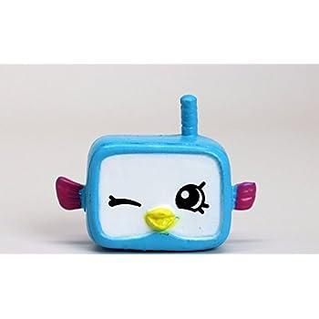 Shopkins Season 5 #5-008 Snorky Blue Version | Shopkin.Toys - Image 1