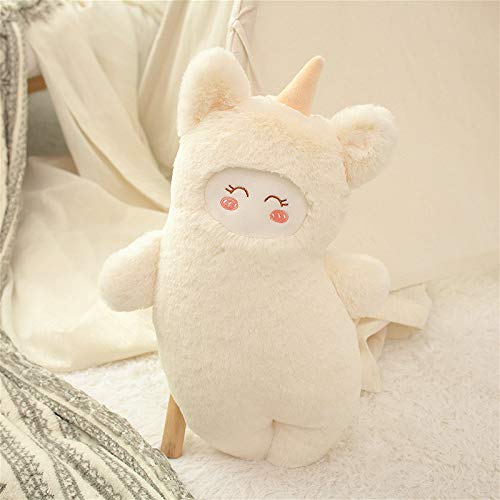 Mengku New Forest Lolita Rabbit Pillow Unicorn Doll Girls Children Baby Sleeping Toys Decoración...