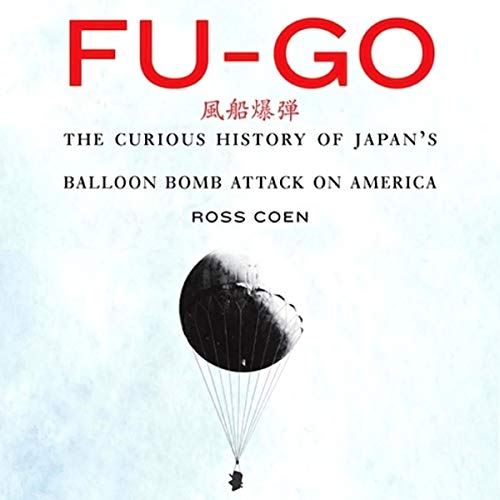 Fu-go audiobook cover art