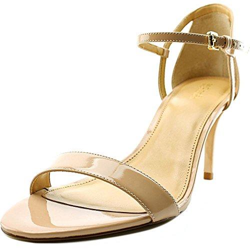 MICHAEL Michael Kors Women's Simone Mid Sandals, Light Blush, 10 B(M) US
