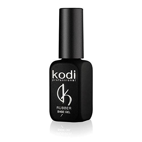 Kodi Professional Base Coat Überlack 12ml | Einweichgel, Nagelpolitur | Für langlebige Nägel | Einfach zu verwenden, ungiftig & geruchlos | Aushärtung unter LED oder UV-Lampe