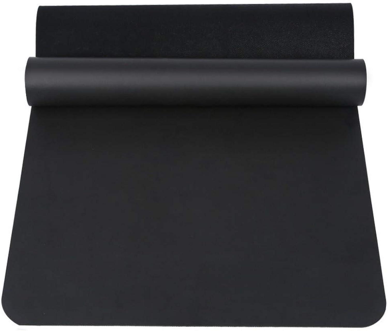 YanLong Yogamatte umweltfreundliche Materialien Naturkautschuk rutschfest hohe Dichte, 185  68  0,5 cm Hypoallergen und hautfreundlich, ideal für Yoga, Pilates&Fitness