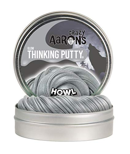 Crazy Aaron's Putty Limited Edition 2018 - Howl, Glow, 10 cm