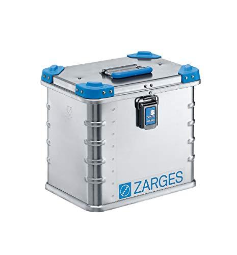Relags Zarges Eurobox-27 L Box, Silber, 27 Liter