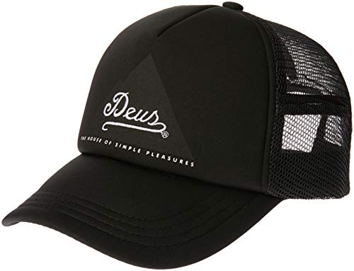 Deus Ex Machina - Peak - Gorra - Black