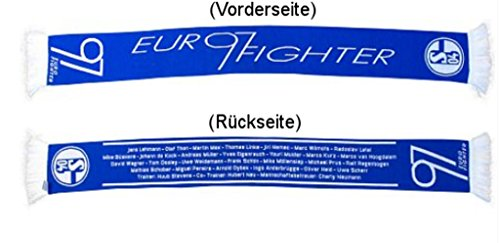 FC Schalke 04 Schal Eurofighter 97, 150x17cm