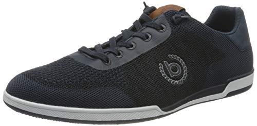 bugatti Herren 321480105000 Sneaker, Blau, 42 EU
