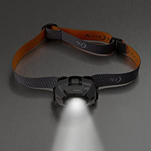 Nite Ize HLSB-01-R7 INOVA STS Headlamp, Black
