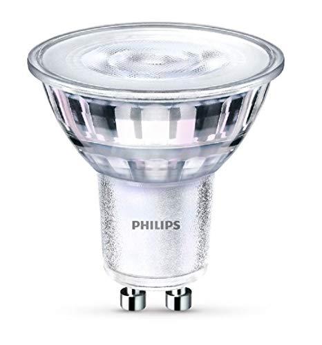 Philips LEDclassic WarmGlow Lampe ersetzt 50W, GU10, warmweiß (2200-2700 Kelvin), 345 Lumen, Reflektor, dimmbar