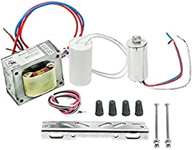 50W HPS Ballast ANSI S68 Includes Capacitor Ignitor and Bracket Kit Pre-Wired Plusrite 7325