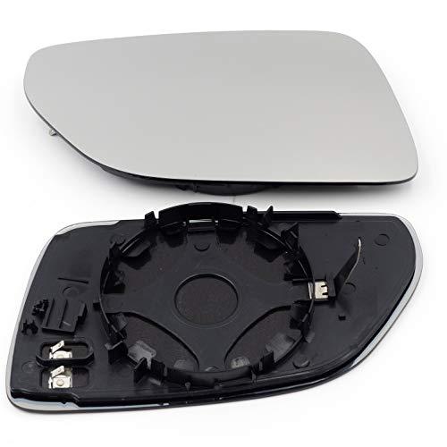 QSParts 3157 Spiegelglas Außenspiegel heizbar rechts Beifahrerseite