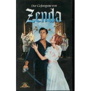 Der Gefangene von Zenda [VHS]