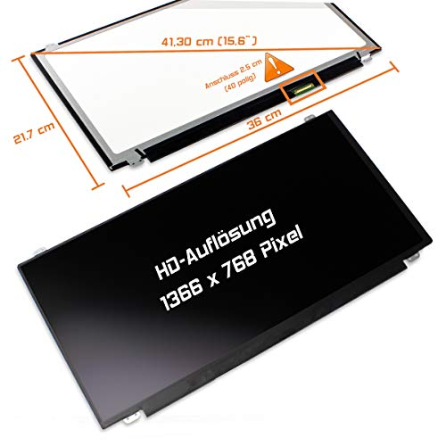 LED Display (matt) 15,6
