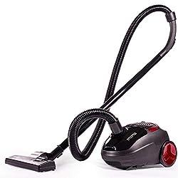 Eureka Forbes Trendy Zip 1000-Watt Vacuum Cleaner (Black/Red),Eureka Forbes,Trendy Zip