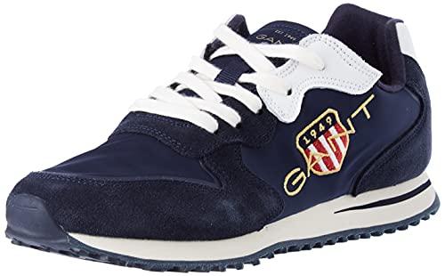 GANT Beja Sneaker, Zapatillas Mujer, Marine, 38 EU