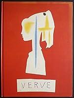 Suite de 180 dessins de Picasso - Verve, Vol. VIII, n° 29 et 30 de Revue Verve