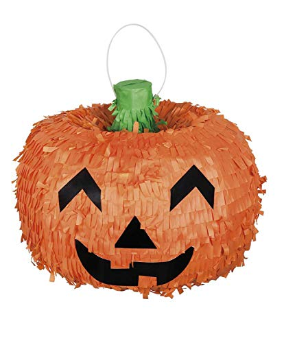 Pignatta Zucca Halloween (28x28cm)