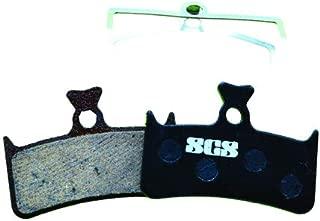 SCS SDP-62H Disc Brake Pad (w/Spring) for Hope Tech3 E4/Tech M4/ Mono M4