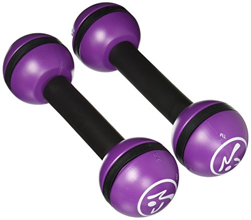 Zumba Fitness Toning Sticks, 1-Pound, Multi