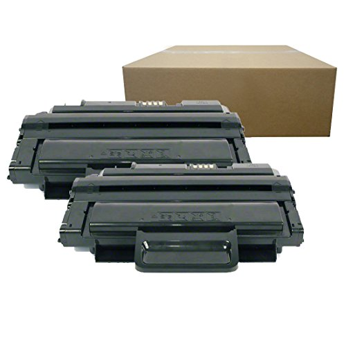 Inktoneram Compatible Toner Cartridges Replacement for Samsung D209L MLT-D209L MLTD209L SCX-4824FN SCX-4826FN SCX-4828FN ML-2855ND (Black, 2-Pack)