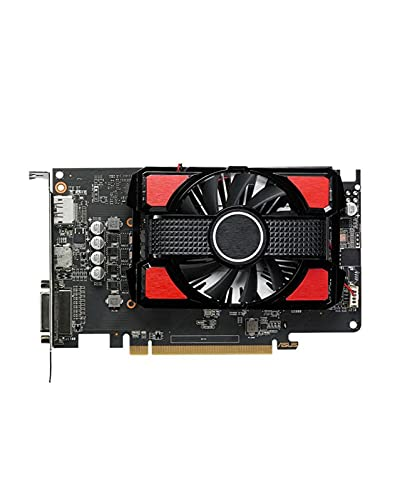 Enfriador líquido Fit For ASUS RX 550 4GB Tarjeta Fit For AMD Radeon Tarjetas gráficas GPU PUBG Juego de computadora Escritorio PC Mapa 570/560