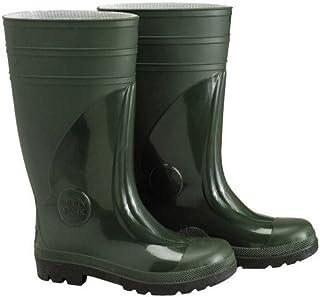 Wolfpack 15010152 - Botas goma altas seguridad, tamaño 40, color verde