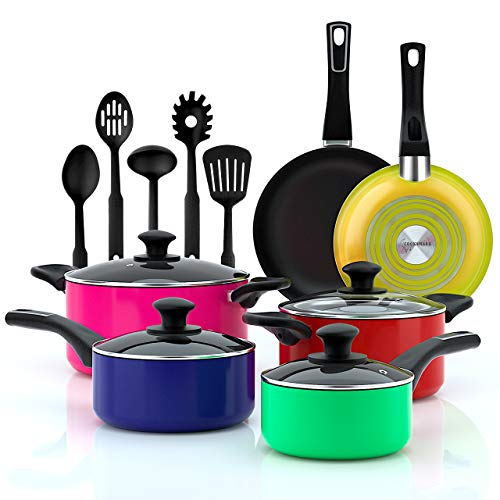 Great gift ideas for the Taurus woman definitely include cooking ware!