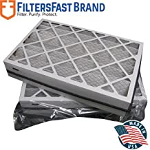 Filters Fast Compatible Replacement for Trane BAYFTFR17M MERV 8 17.5