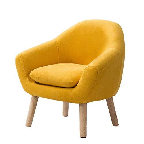 PXY Praktischer Kinderstuhl, Stoff-Kindersofa, Einfache Babystuhl-Sessel Abnehmbare Und Waschbare Kinder Zurück Sofa-Stuhl