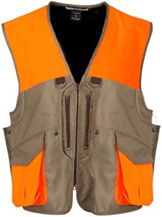 Banded Gear Big Stone 2 0 Oxford Upland Hunting Vest Blaze Tan XL product image